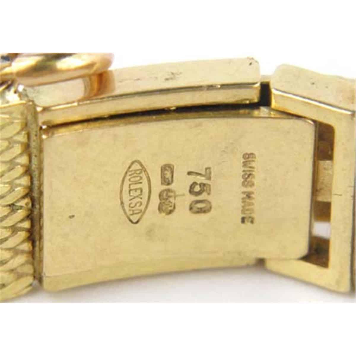 750 Gold Hallmark - Midwest Coin